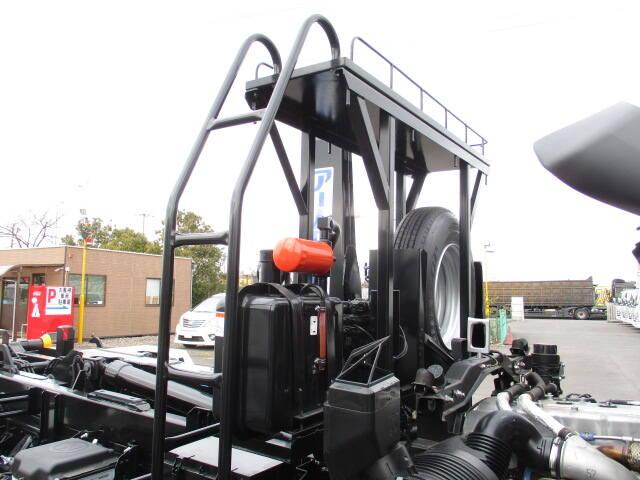 日野 レンジャー 中型 アームロール ツインホイスト 2KG-FC2ABA|架装 新明和 トラック 画像 トラックバンク掲載