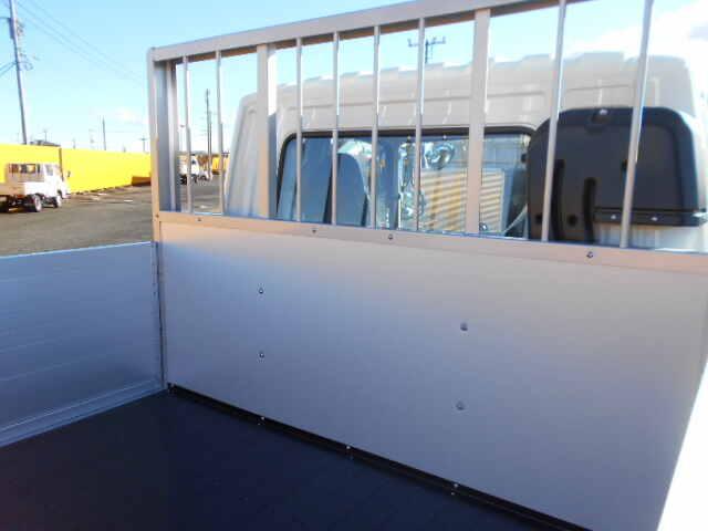 三菱 ファイター 中型 平ボディ アルミブロック ベッド 画像7