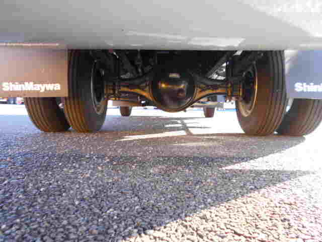いすゞ フォワード 中型 パッカー車 プレス式 2RG-FRR90S2|シャーシ トラック 画像 キントラ掲載