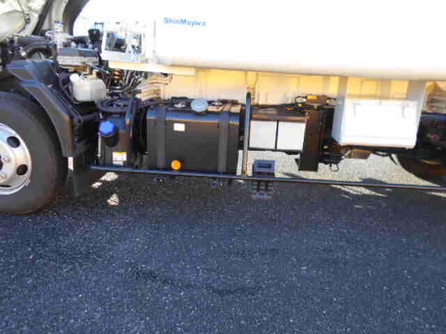 いすゞ フォワード 中型 パッカー車 プレス式 2RG-FRR90S2|コーションプレート トラック 画像 リトラス掲載