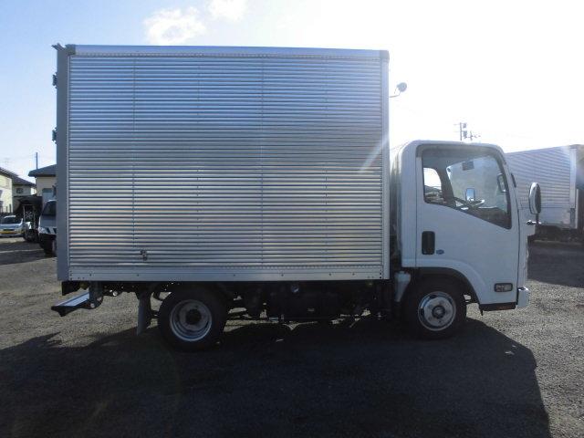 いすゞ エルフ 小型 アルミバン TKG-NLR85AN H26|画像4