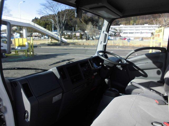 いすゞ エルフ 小型 アルミバン TKG-NLR85AN H26|画像10