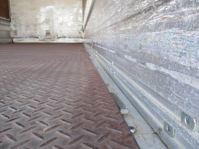 いすゞ フォワード 中型 ウイング パワーゲート 床鉄板|画像8