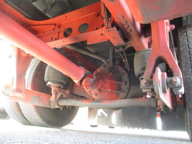 いすゞ フォワード 中型 ウイング パワーゲート 床鉄板|画像19
