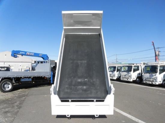 三菱 キャンター 小型 ダンプ PA-FE71BBD H18|トラック 背面・荷台画像 トラック市掲載