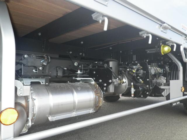 日野 レンジャー 中型 平ボディ アルミブロック エアサス|架装 トランテックス トラック 画像 トラックバンク掲載