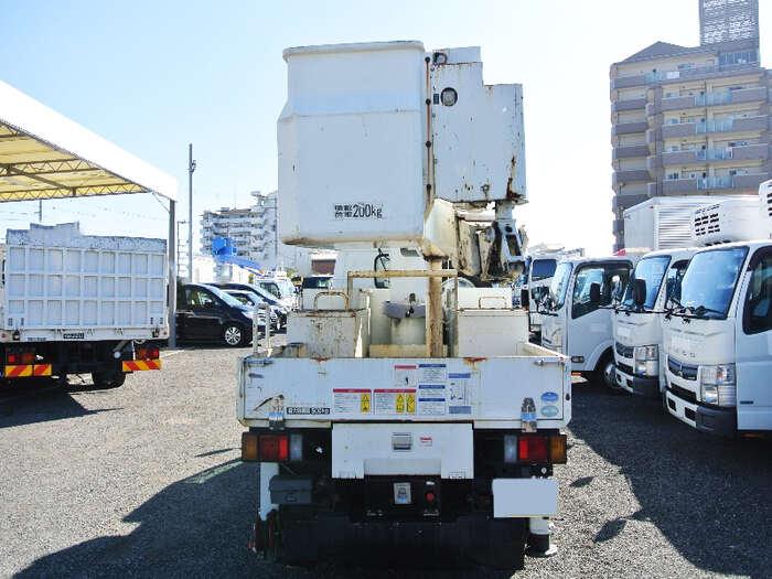 いすゞ エルフ 小型 高所・建柱車 高所作業車 TKG-NKR85AN 画像3