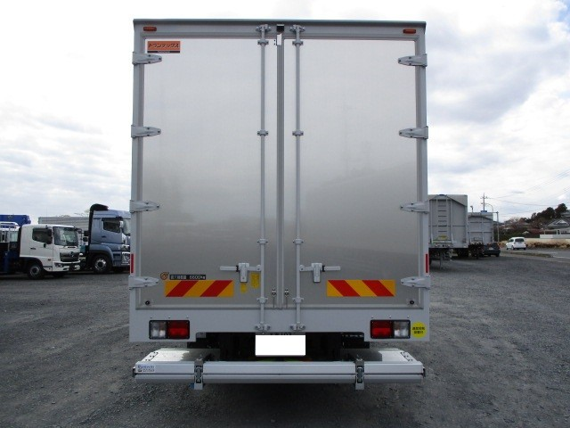 日野 レンジャー 中型 ウイング パワーゲート エアサス|トラック 背面・荷台画像 トラック市掲載