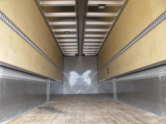 いすゞ ギガ 大型 ウイング ハイルーフ エアサス|トラック 背面・荷台画像 トラック市掲載