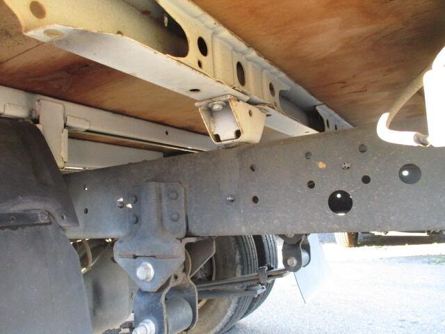 トヨタ トヨエース 小型 平ボディ TKG-XZC605 H26|シフト AT トラック 画像 ステアリンク掲載