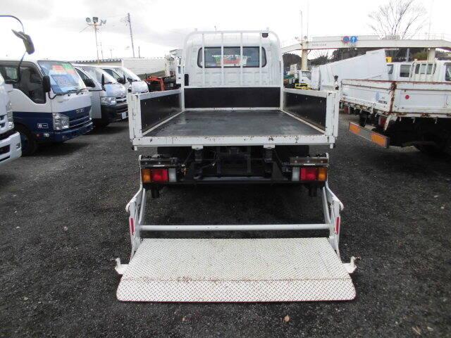 いすゞ エルフ 小型 平ボディ Wキャブ パワーゲート|画像4