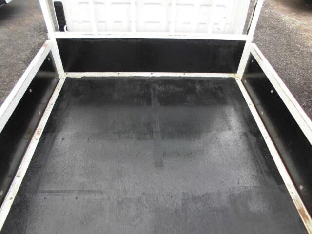 いすゞ エルフ 小型 平ボディ Wキャブ パワーゲート|画像5