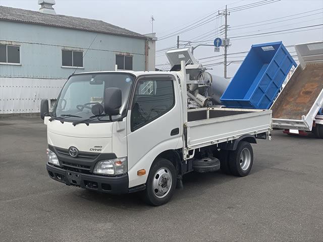 トヨタ ダイナ 小型 平ボディ TKG-XZU675 H25 画像1