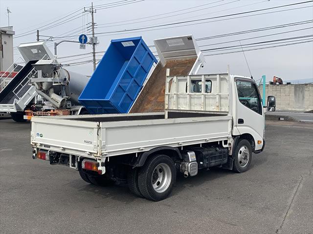 トヨタ ダイナ 小型 平ボディ TKG-XZU675 H25 画像2