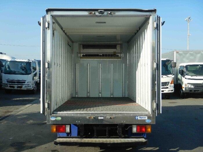 いすゞ エルフ 小型 冷凍冷蔵 低温 床アルミ|画像3