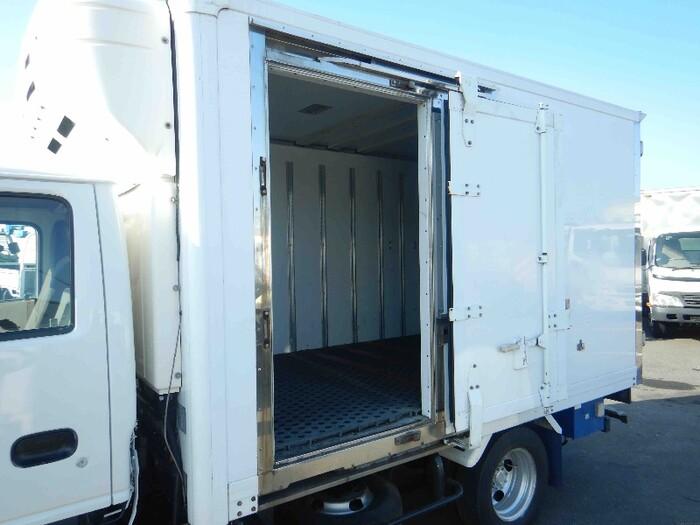 いすゞ エルフ 小型 冷凍冷蔵 低温 床アルミ|画像5