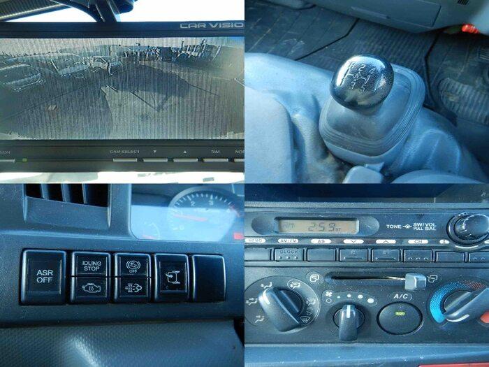 いすゞ エルフ 小型 冷凍冷蔵 低温 床アルミ|画像11