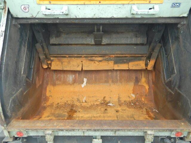 いすゞ エルフ 小型 パッカー車 プレス式 BKG-NMR85N|車検  トラック 画像 キントラ掲載