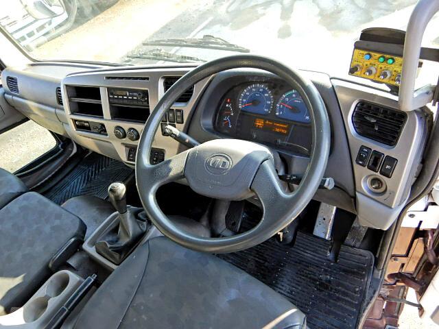 日産UD コンドル 中型 パッカー車 プレス式 SKG-MK38L 架装 新明和 トラック 画像 トラックバンク掲載