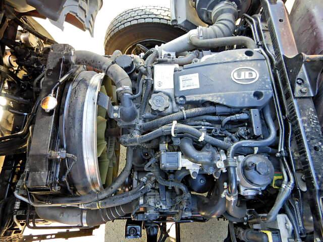 日産UD コンドル 中型 パッカー車 プレス式 SKG-MK38L エンジン トラック 画像 トラスキー掲載