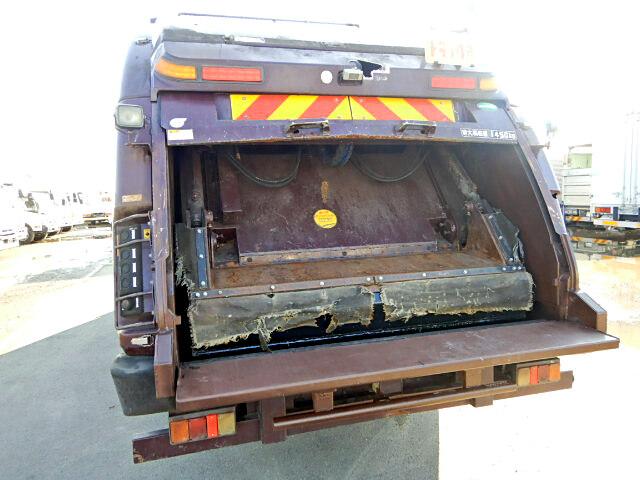 日産UD コンドル 中型 パッカー車 プレス式 SKG-MK38L トラック 背面・荷台画像 トラック市掲載