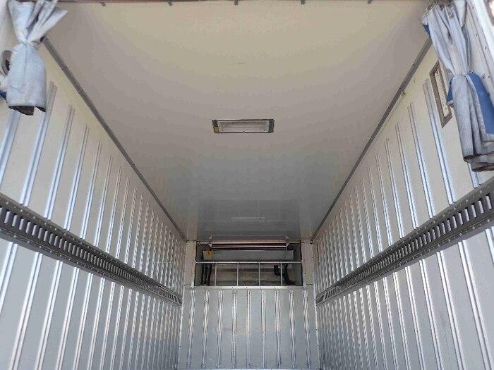 いすゞ エルフ 小型 冷凍冷蔵 低温 床アルミ|画像4