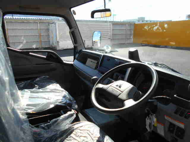 三菱 キャンター 小型 平ボディ パワーゲート 2PG-FEB80|車検 R4.1 トラック 画像 キントラ掲載