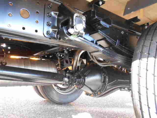 三菱 キャンター 小型 平ボディ パワーゲート 2PG-FEB80|シフト MT5 トラック 画像 ステアリンク掲載