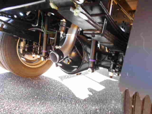 三菱 キャンター 小型 平ボディ パワーゲート 2PG-FEB80|タイヤ トラック 画像 トラック市掲載