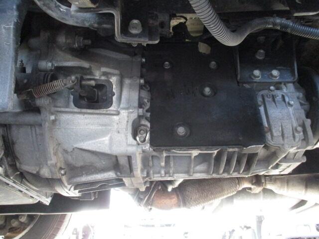 いすゞ エルフ 小型 平ボディ Wキャブ BKG-NJR85A 画像12