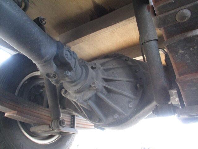 いすゞ エルフ 小型 平ボディ Wキャブ BKG-NJR85A 画像13