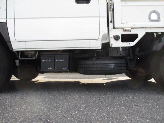 いすゞ エルフ 小型 平ボディ Wキャブ BKG-NJR85A 画像14