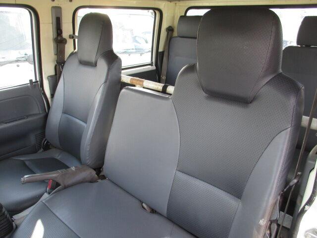 いすゞ エルフ 小型 平ボディ Wキャブ BKG-NJR85A 画像6