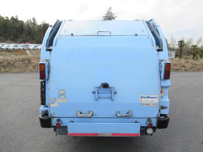 いすゞ エルフ 小型 パッカー車 巻き込み式 BKG-NKR85AN|画像3