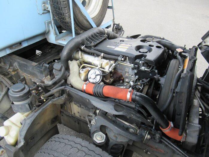 いすゞ エルフ 小型 パッカー車 巻き込み式 BKG-NKR85AN|画像13