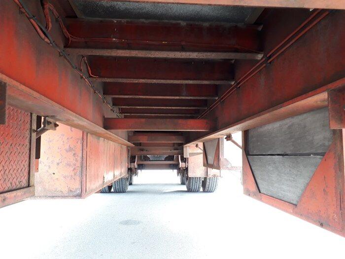 国内・その他 国産車その他 その他 トレーラ 2軸 PFB24101|荷台 床の状態 トラック 画像 トラックサミット掲載