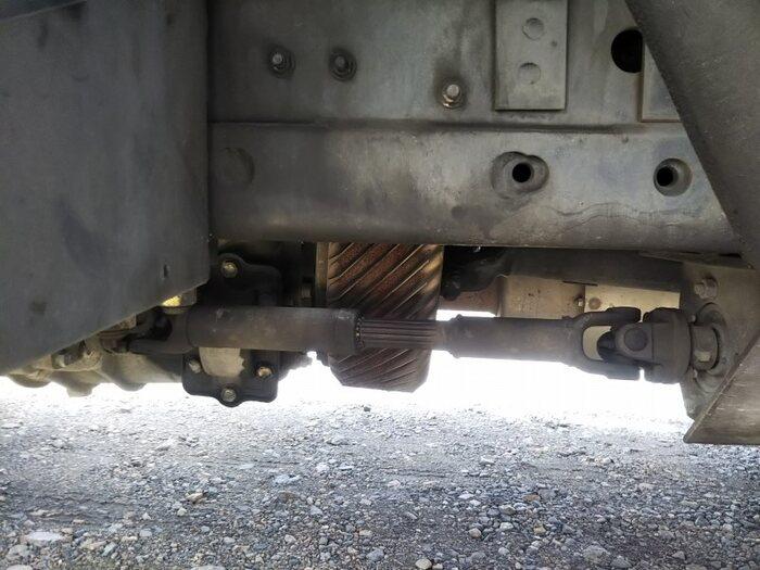 日産UD コンドル 中型 クレーン付 アルミブロック 4段|画像11