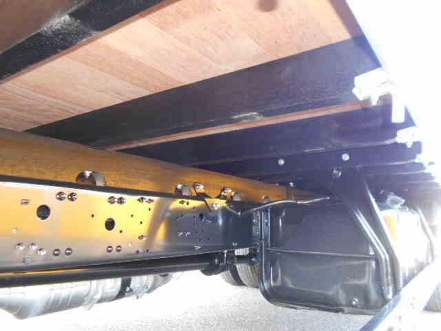 三菱 ファイター 中型 平ボディ アルミブロック ベッド|画像19