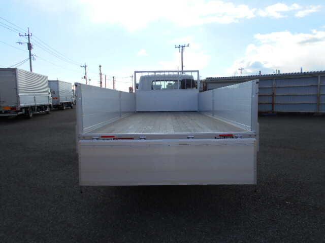 三菱 ファイター 中型 平ボディ アルミブロック ベッド|画像4