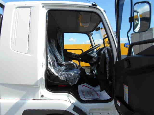 三菱 ファイター 中型 平ボディ アルミブロック ベッド|シフト MT6 トラック 画像 ステアリンク掲載