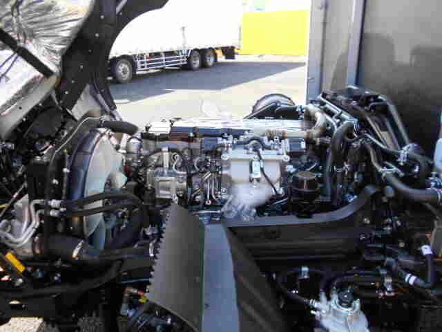 三菱 ファイター 中型 平ボディ アルミブロック ベッド|型式 2KG-FK62F トラック 画像 栗山自動車掲載
