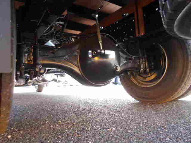 三菱 ファイター 中型 平ボディ アルミブロック ベッド|馬力 220ps トラック 画像 トラックバンク掲載