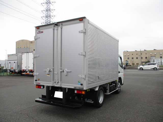 三菱 キャンター 小型 アルミバン サイドドア 2PG-FEAV0|画像2