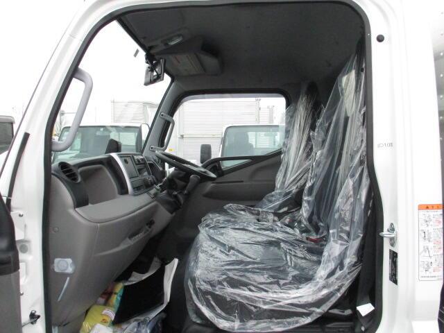 三菱 キャンター 小型 アルミバン サイドドア 2PG-FEAV0|画像9