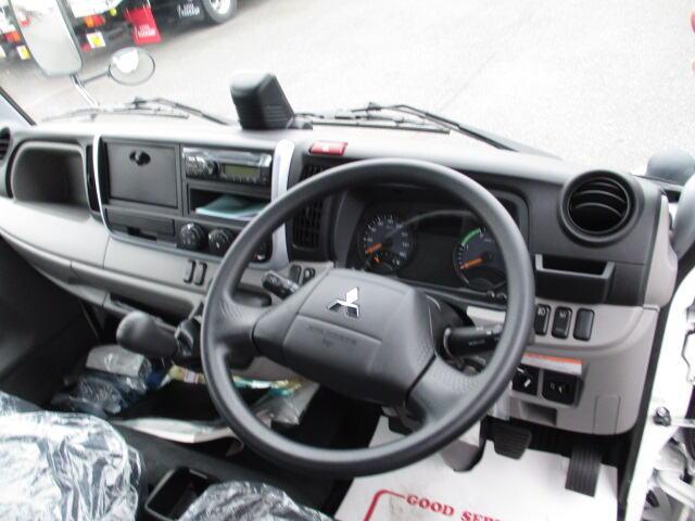 三菱 キャンター 小型 アルミバン サイドドア 2PG-FEAV0|画像7