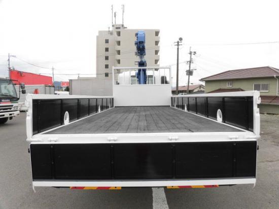 いすゞ フォワード 中型 クレーン付 4段 ラジコン|画像4