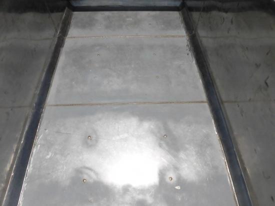 日野 レンジャー 中型 ダンプ 土砂禁 ステンレス張り|画像5
