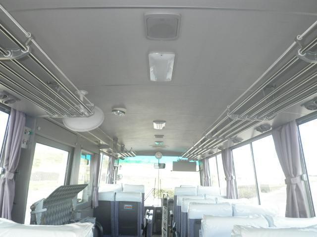 日野 レインボー 中型 バス 乗合バス KK-RR1JJGA|シフト MT5 トラック 画像 ステアリンク掲載