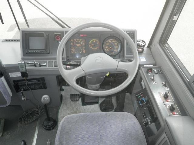 日野 レインボー 中型 バス 乗合バス KK-RR1JJGA|型式 KK-RR1JJGA トラック 画像 栗山自動車掲載