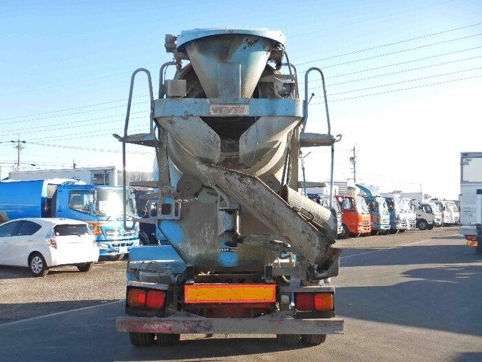 日野 レンジャー 中型 ミキサー・ポンプ BDG-FJ7JDWA H20|トラック 背面・荷台画像 トラック市掲載